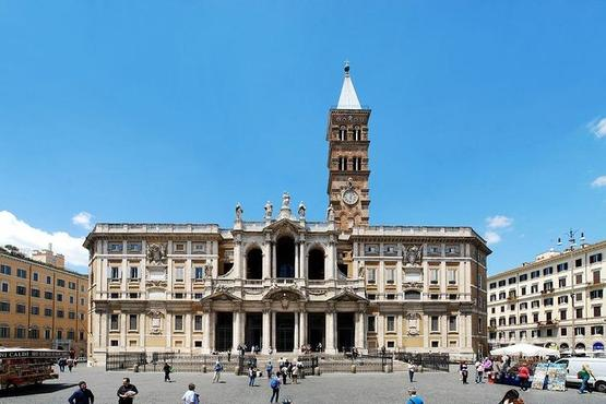 Papal Basilicas: St. John Lateran, Saint Mary Major, St. Paul outside the walls
