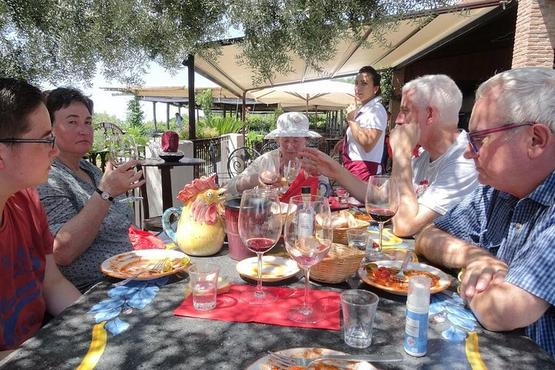 PRIVATE POMPEII RUINS lunch and wine farm experience