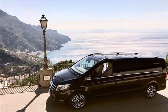 Private 8-Hour Amalfi Coast Drive