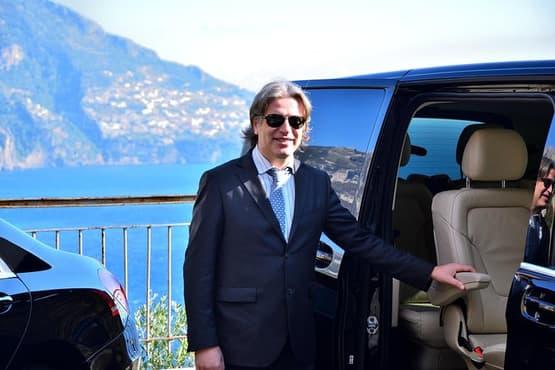 Private Amalfi drive 8 hours