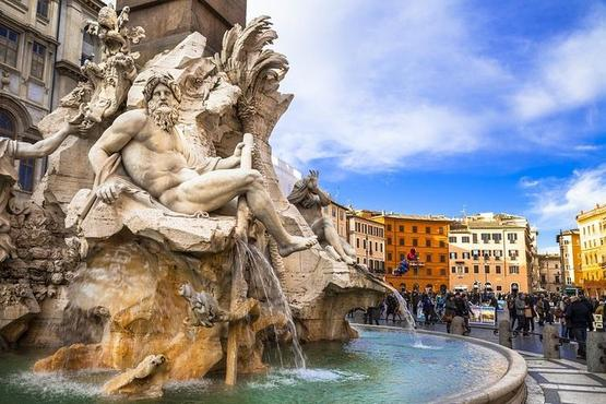 Private Ancient Rome & Vatican tour driver and guide (8/h)