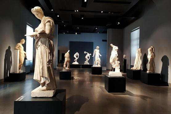 Palazzo Massimo: discovery of the great masterpieces of the Roman National Museum