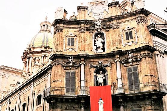 Palermo Walking Tour - Baroque and Aristocracy