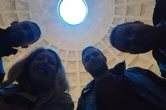 Pantheon Santa Maria Sopra Minerva Church & Bernini Elephant Guided Tour in Rome