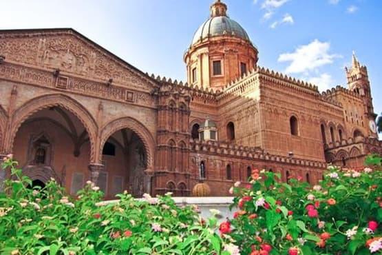 Palermo Shore Excursion: Palermo, Monreale and Mondello Private Day Trip