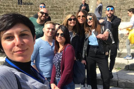 Pompeii Private Tour with an Archaeologist and Skip The Line