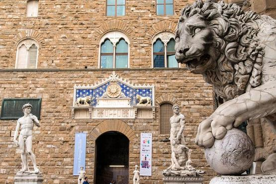 Palazzo Vecchio - Semi Private Tour