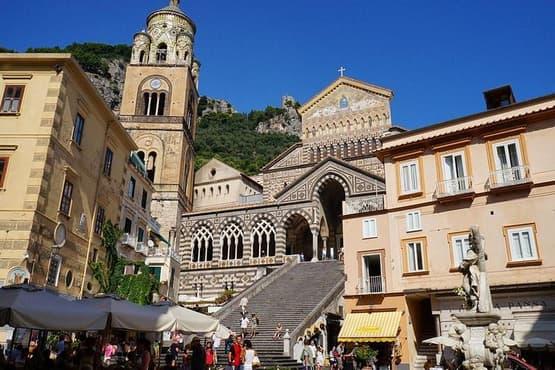 Pompeii and Amalfi Coast Private Day Trip