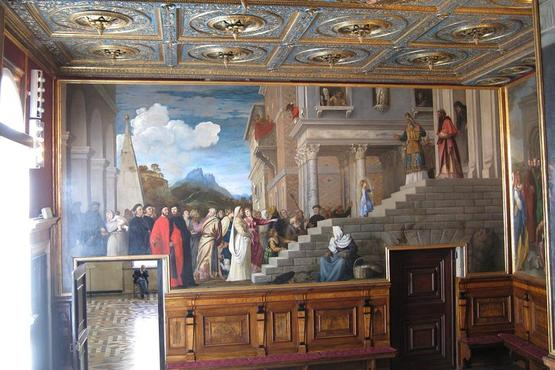Private 2-hour Walking Tour of Accademia Gallery in Venice with private guide