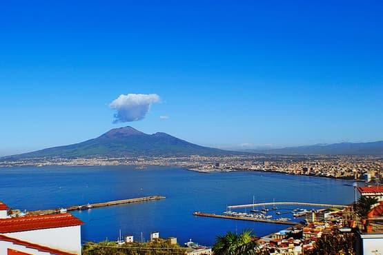 Pompeii Herculaneum Vesuvius Full-Day Shore Excursion