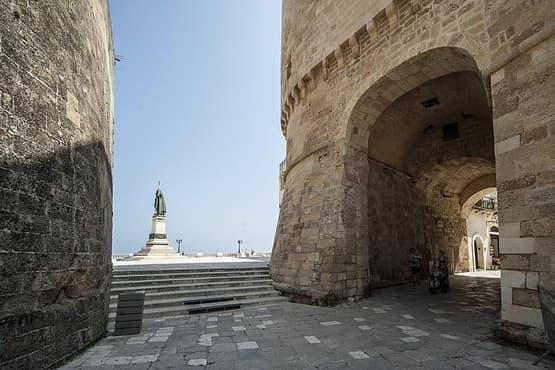 Otranto walking tour
