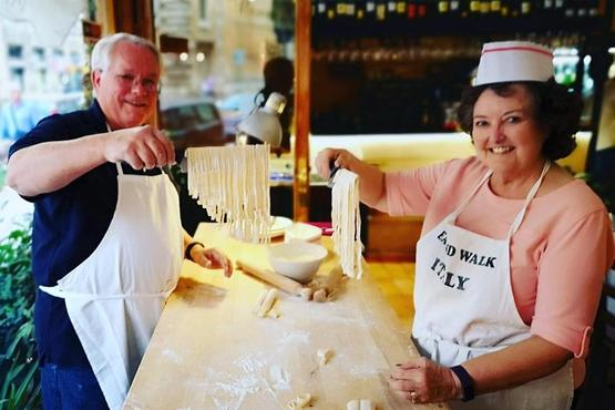 Pasta & Tiramisu Lovers Workshop: a Must to Do in Rome