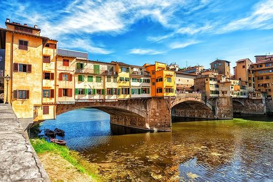 Private 4-Hour Tour of Florence with private driver and guide with Hotel pick-up
