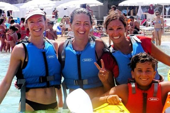 PORTO SELVAGGIO kayak tour - Puglia & Salento by kayak!
