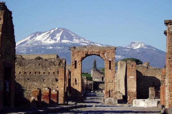 Pompeii Skip-The-Line with Lunch&WineTasting from Naples Cruise Port