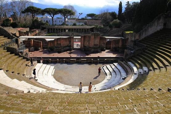 Pompeii Tour for Kids with Percy Jackson and The Heroes Hunt